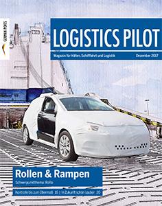 Titelblatt Logistics Pilot Dezember 2017