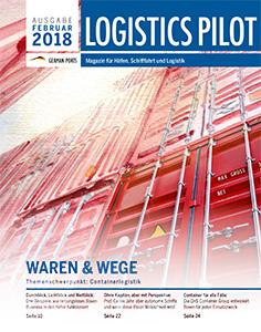 Titelblatt Logistics Pilot Februar 2018