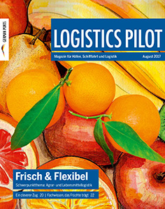Titelblatt Logistics Pilot August 2017