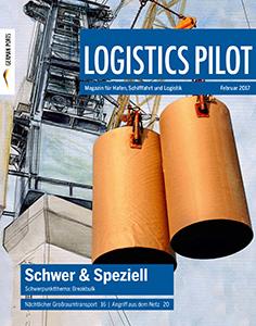 Titelblatt Logistics Pilot Februar 2017