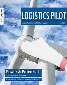 Titelblatt Logistics Pilot Juni 2017