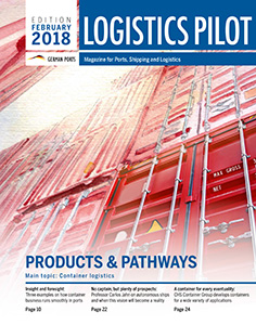 title page Logistics Pilot February 2018