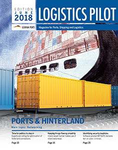 title page Logistics Pilot June 2018
