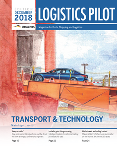 title page Logistics Pilot December 2018
