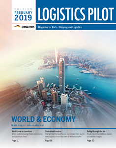 title page Logistics Pilot February 2019