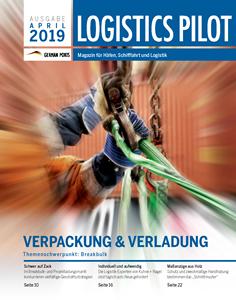 Titelblatt Logistics Pilot April 2019