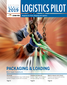 title page Logistics Pilot April 2019
