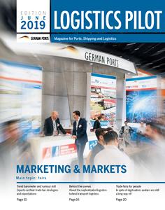 Logistics Pilot june 2019 title page
