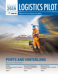 Logistics Pilot august 2019 title page