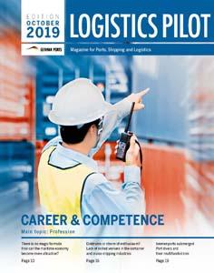 Logistics Pilot october 2019 title page