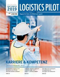 Titelseite Logistics Pilot Oktober 2019