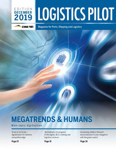 title page Logistics Pilot December 2019