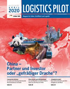 Titelblatt Logistics Pilot April 2020