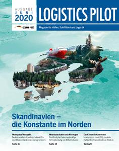 Titelblatt Logistics Pilot Juni 2020