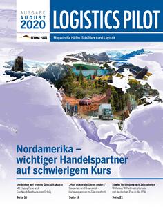 Titelblatt Logistics Pilot August 2020